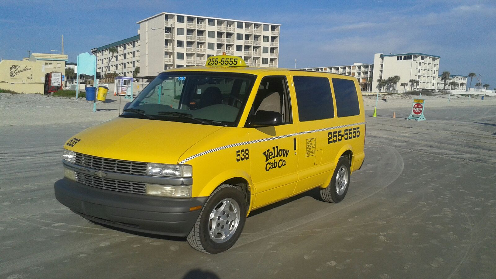 Daytona Beach Taxi Yellow Cab Cruises The